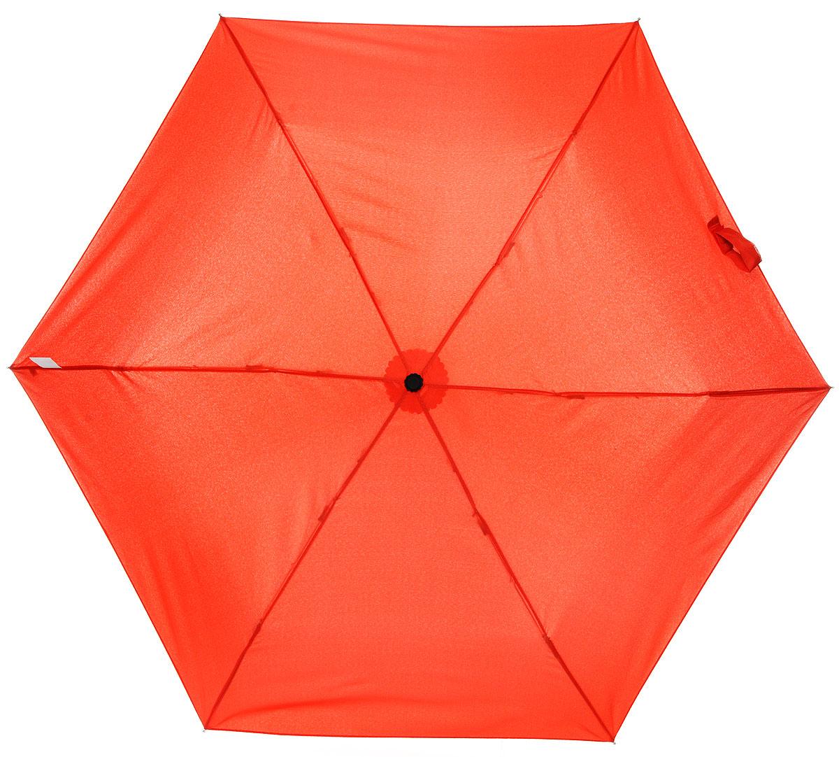 Зонт детский Эврика Перец, механика, 2 сложения, цвет: красный. 96885П300020005-9Оригинальный и яркий детский зонт Эврика станет замечательным подарком для вашего ребенка.Изделие имеет механический способ сложения: и купол, и стержень открываются и закрываются вручную до характерного щелчка. Зонт состоит из шести спиц и стержня, изготовленных из металла. Яркий купол выполнен из качественного нейлона, который не пропускает воду. Зонт дополнен чехлом из пластика, имитирующим перец. Ручка выполнена в виде черенка перца.Компактный пластиковый чехол предохраняет зонт от повреждений.Оригинальный дизайн зонта поднимет настроение не только вам, но и окружающим.