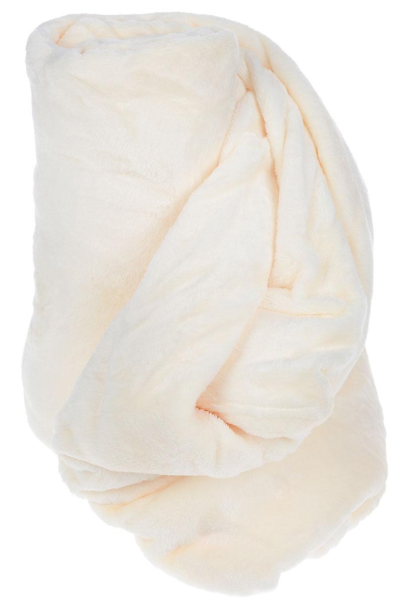 Плед Cleanst, цвет: кремовый, 200 х 230 смCREAMПлед Cleanst - это идеальное решение для вашего интерьера. Он порадует вас легкостью, нежностью и оригинальным дизайном. Плед выполнен из флиса (100% полиэстера). Полиэстер считается одной из самых популярных тканей. Изделия из этого материала не мнутся и легко стираются. Плед - это такой подарок, который будет всегда актуален, особенно для ваших родных и близких, ведь вы дарите им частичку своего тепла.