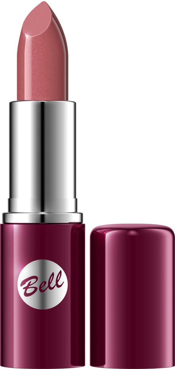 Bell Помада для губ Lipstick Classic 4,8 гр28032022Чтобы выглядеть сверхэлегантной, попробуйте помаду, которая придаст идеальную форму Вашим губам, окрашивая их в чистый, атласный и блестящий цвет. Формула, обогащенная питательными веществами и витаминами, подчеркнет аппетитность ваших губ, одновременно увлажняя и защищая их. Мягкая и бархатная текстура помады обеспечивает легкое скольжение, устойчивый пигмент сохраняет цвет на губах длительное время. Вы ощутите и увидите Ваши губы ухоженными и соблазнительными. Роскошная палитра из 30 тонов: от классических до супермодных для любого случая и настроения.Способ применения: Нанести на губы по контуру