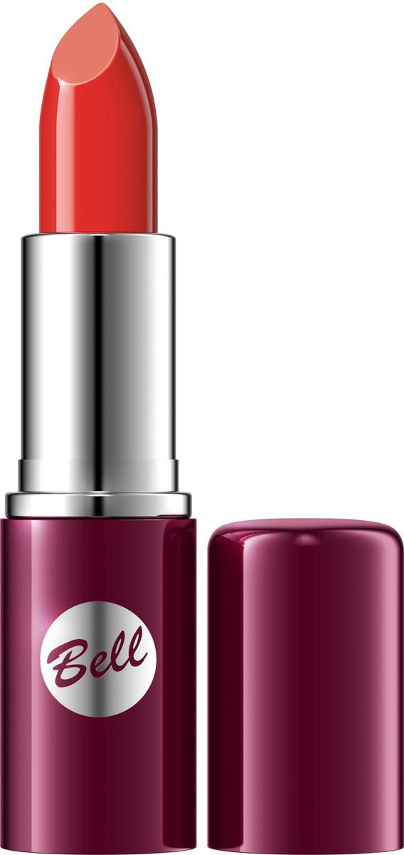Bell Помада для губ Lipstick Classic 4,8 грB1po007Чтобы выглядеть сверхэлегантной, попробуйте помаду, которая придаст идеальную форму Вашим губам, окрашивая их в чистый, атласный и блестящий цвет. Формула, обогащенная питательными веществами и витаминами, подчеркнет аппетитность ваших губ, одновременно увлажняя и защищая их. Мягкая и бархатная текстура помады обеспечивает легкое скольжение, устойчивый пигмент сохраняет цвет на губах длительное время. Вы ощутите и увидите Ваши губы ухоженными и соблазнительными. Роскошная палитра из 30 тонов: от классических до супермодных для любого случая и настроения.Способ применения: Нанести на губы по контуру
