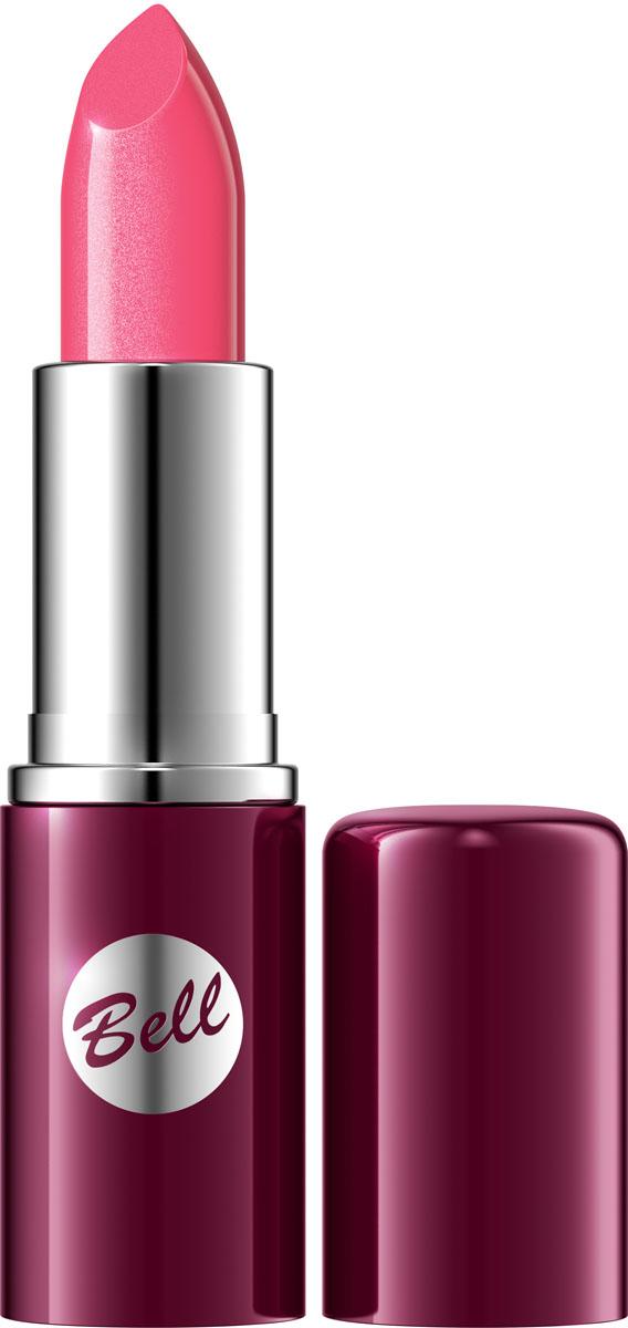 Bell Помада для губ Lipstick Classic 4,8 грB1po013Чтобы выглядеть сверхэлегантной, попробуйте помаду, которая придаст идеальную форму Вашим губам, окрашивая их в чистый, атласный и блестящий цвет. Формула, обогащенная питательными веществами и витаминами, подчеркнет аппетитность ваших губ, одновременно увлажняя и защищая их. Мягкая и бархатная текстура помады обеспечивает легкое скольжение, устойчивый пигмент сохраняет цвет на губах длительное время. Вы ощутите и увидите Ваши губы ухоженными и соблазнительными. Роскошная палитра из 30 тонов: от классических до супермодных для любого случая и настроения.Способ применения: Нанести на губы по контуру