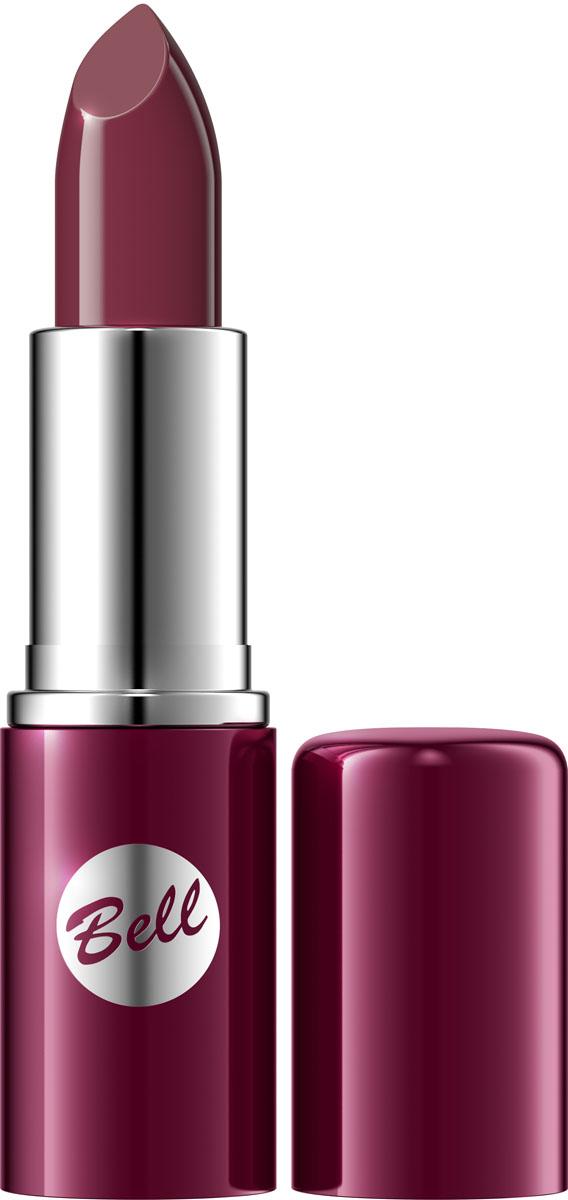 Bell Помада для губ Lipstick Classic 4,8 грSC-FM20104Чтобы выглядеть сверхэлегантной, попробуйте помаду, которая придаст идеальную форму Вашим губам, окрашивая их в чистый, атласный и блестящий цвет. Формула, обогащенная питательными веществами и витаминами, подчеркнет аппетитность ваших губ, одновременно увлажняя и защищая их. Мягкая и бархатная текстура помады обеспечивает легкое скольжение, устойчивый пигмент сохраняет цвет на губах длительное время. Вы ощутите и увидите Ваши губы ухоженными и соблазнительными. Роскошная палитра из 30 тонов: от классических до супермодных для любого случая и настроения.Способ применения: Нанести на губы по контуру