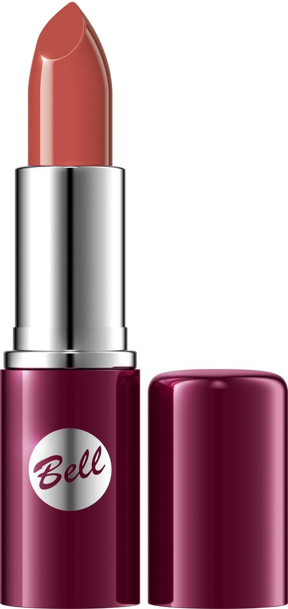 Bell Помада для губ Lipstick Classic 4,8 гр56344Чтобы выглядеть сверхэлегантной, попробуйте помаду, которая придаст идеальную форму Вашим губам, окрашивая их в чистый, атласный и блестящий цвет. Формула, обогащенная питательными веществами и витаминами, подчеркнет аппетитность ваших губ, одновременно увлажняя и защищая их. Мягкая и бархатная текстура помады обеспечивает легкое скольжение, устойчивый пигмент сохраняет цвет на губах длительное время. Вы ощутите и увидите Ваши губы ухоженными и соблазнительными. Роскошная палитра из 30 тонов: от классических до супермодных для любого случая и настроения.Способ применения: Нанести на губы по контуру