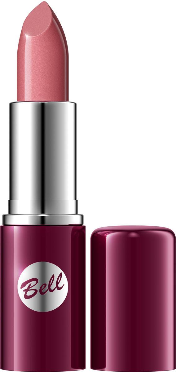Bell Помада для губ Lipstick Classic Тон 118, 4,8 гр5010777139655Чтобы выглядеть сверхэлегантной, попробуйте помаду, которая придаст идеальную форму Вашим губам, окрашивая их в чистый, атласный и блестящий цвет. Формула, обогащенная питательными веществами и витаминами, подчеркнет аппетитность ваших губ, одновременно увлажняя и защищая их. Мягкая и бархатная текстура помады обеспечивает легкое скольжение, устойчивый пигмент сохраняет цвет на губах длительное время. Вы ощутите и увидите Ваши губы ухоженными и соблазнительными. Роскошная палитра из 30 тонов: от классических до супермодных для любого случая и настроения.Способ применения: Нанести на губы по контуру