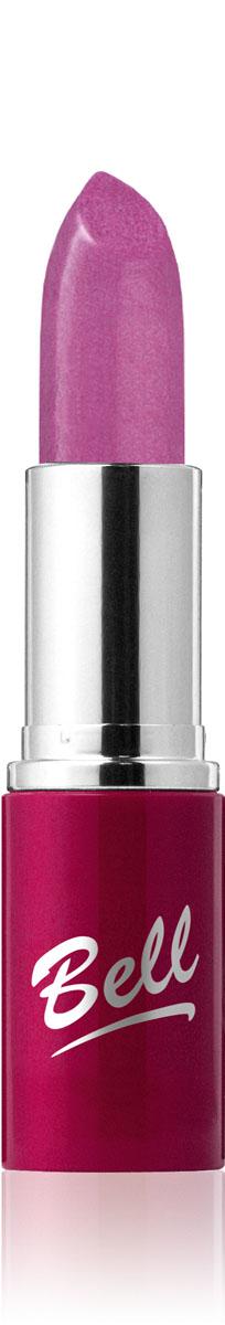 Bell Помада для губ Lipstick Classic Тон 130, 4,8 гр80284338Чтобы выглядеть сверхэлегантной, попробуйте помаду, которая придаст идеальную форму Вашим губам, окрашивая их в чистый, атласный и блестящий цвет. Формула, обогащенная питательными веществами и витаминами, подчеркнет аппетитность ваших губ, одновременно увлажняя и защищая их. Мягкая и бархатная текстура помады обеспечивает легкое скольжение, устойчивый пигмент сохраняет цвет на губах длительное время. Вы ощутите и увидите Ваши губы ухоженными и соблазнительными. Роскошная палитра из 30 тонов: от классических до супермодных для любого случая и настроения.Способ применения: Нанести на губы по контуру