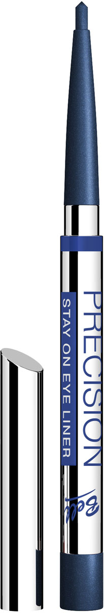 Bell Карандаш для глаз Устойчивый Precision Eye Liner 4 гр3342.48Автоматически, точно, идеально!Precision это изысканная коллекция автоматических контурных карандашей для макияжа глаз и губ. Нанесение точного контура теперь стало необычайно простым! Инновационные полимеры, входящие всостав, обеспечивают особую эластичность грифеля, что гарантирует точность и устойчивость нанесенных линий. Входящий в состав ланолин и специальный растительный воск ухаживает за нежной кожей век, а силиконовые микрошарики гарантируют мягкое и комфортное нанесение. Результат – идеальный устойчивый макияж, ошеломляющий своей красотой ичувственностью! Тон 3
