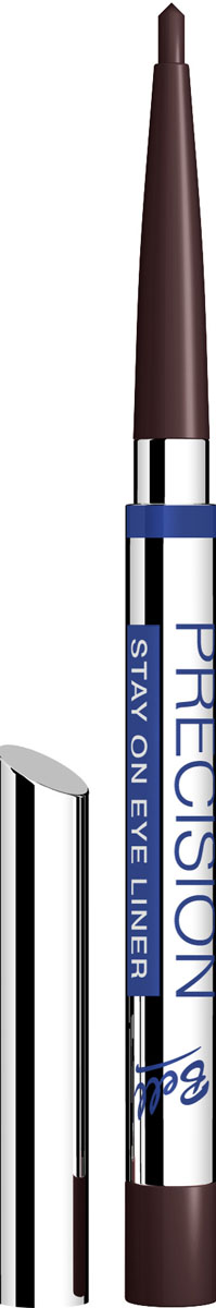 Bell Карандаш для глаз Устойчивый Precision Eye Liner 4 грB4koP005Автоматически, точно, идеально!Precision это изысканная коллекция автоматических контурных карандашей для макияжа глаз и губ. Нанесение точного контура теперь стало необычайно простым! Инновационные полимеры, входящие всостав, обеспечивают особую эластичность грифеля, что гарантирует точность и устойчивость нанесенных линий. Входящий в состав ланолин и специальный растительный воск ухаживает за нежной кожей век, а силиконовые микрошарики гарантируют мягкое и комфортное нанесение. Результат – идеальный устойчивый макияж, ошеломляющий своей красотой ичувственностью! Тон 5
