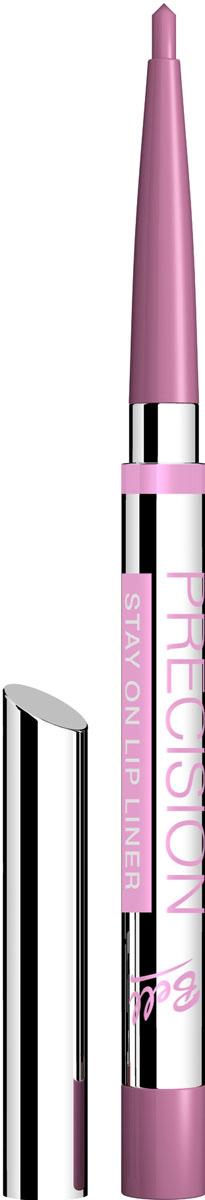 Bell Карандаш для губ Устойчивый Precision Lip Liner Тон 8, 4 грB5kuP008Автоматически, точно, идеально!Precision это изысканная коллекция автоматических контурных карандашей для макияжа глаз и губ. Нанесение точного контура теперь стало необычайно простым! Инновационные полимеры, входящие всостав, обеспечивают особую эластичность грифеля, что гарантирует точность и устойчивость нанесенных линий. Входящий в состав ланолин и специальный растительный воск ухаживает за нежной кожей губ, а силиконовые микрошарики гарантируют мягкое и комфортное нанесение.Результат – идеальный устойчивый макияж, ошеломляющий своей красотой и чувственностью! Тон 8