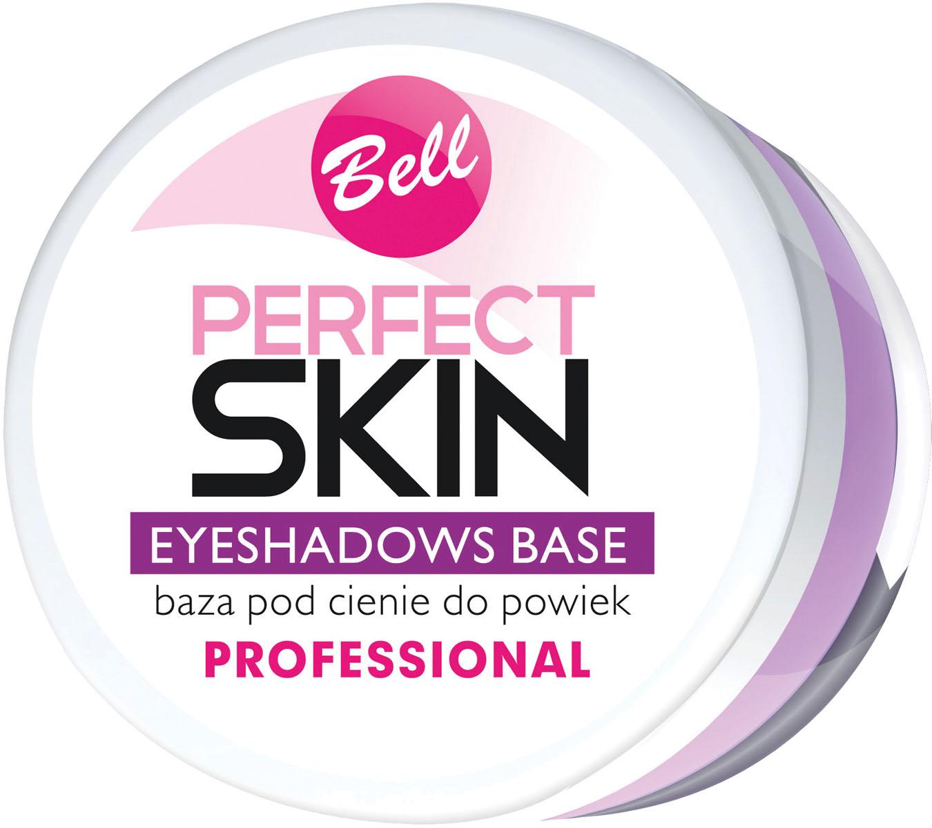 Bell База под тени для век Perfect Skin Eyeshadow Base Тон 20, 4 грBfbcPS020Основа наносится на веки перед нанесением теней, делает цвет более насыщенным и продлевает стойкость макияжа. Предотвращает осыпание теней и их скопление в складках век. Содержит UVB фильтр.Для обеспечения стойкого макияжа глаз.Особенности состава: Продлевает стойкость макияжаСпособ применения: Нанесите небольшое количество основы, нежно распределите по всему веку, начиная от линии ресниц. Дождаться высыхания основы, а затем сделать макияж.