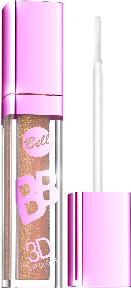 """Bell Блеск Визуально Увеличивающий Объем Губ Bb 3d Lip Gloss Тон 1, 6 млMFM-3101Xрустальный блеск и эффект разглаживания! Секрет действия блеска для губ заключается в формуле, содержащей """"Crystal Shine Complex"""" – маленькие частички, отражающие свет и обеспечивающие эффект 3D.Специально подобранные полимеры значительно улучшают увлажнение губ. Состав кондиционирующих компонентов увеличивает гибкость эпидермиса и гарантирует ощущение увлажненных губ. Легкая, кремовая формула не образует комочков и не склеивает губы.Цветовая палитра включает 6модных оттенков. Тон 1"""