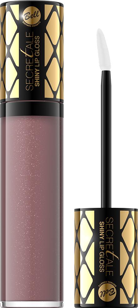 Bell Блеск для губ Увлажняющий Secretale Shiny Lip Gloss 6 мл5010777139655Кондиционирующие вещества увлажняют и смягчают их эпидермис. Блеск наносится нежно и приятно. Продукт равномерно покрывает губы блестящим, как капли воды, цветом. Благодаря стойкой формуле, этим эффектом можно наслаждаться очень долго.Для получения блестящего, глянцевого цвета.Особенности состава: Кондиционирующие вещества увлажняют и смягчают поверхность губ, обеспечивают стойкость цвета.Способ применения: Нанести тонким слоем на губы с помощью аппликатора. Для более яркого цвета, рекомендуется повторное нанесение