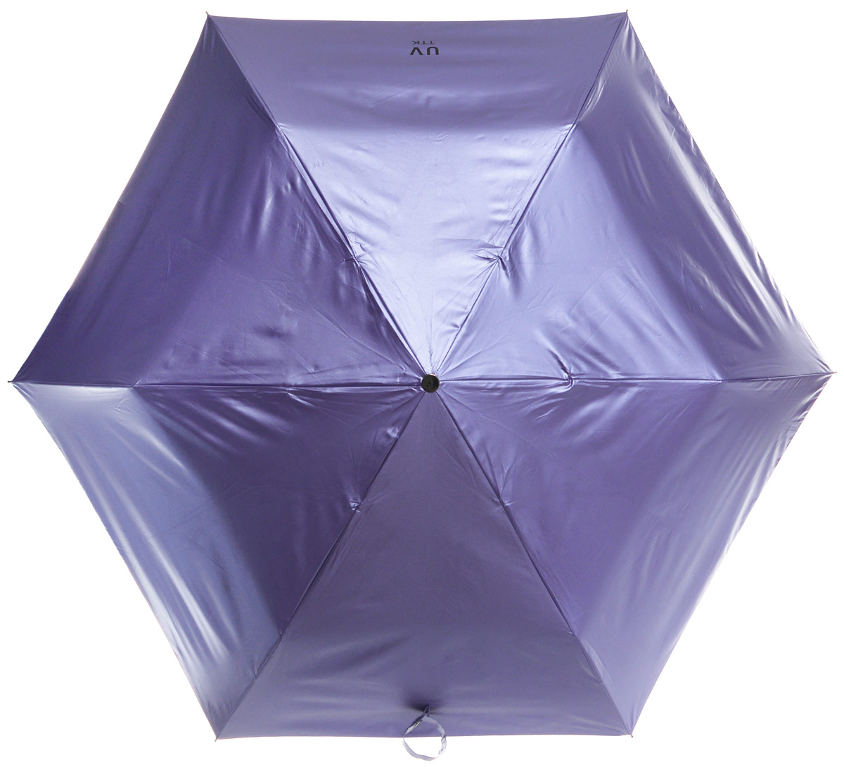 Зонт женский Эврика Звездное небо, механика, 3 сложения, цвет: лавандовый. 96796K60K603557_0130Оригинальный зонт Эврика не оставит вас незамеченной. С внешней стороны купол оформлен с металлическим оттенком, а с внутренней - в виде черного неба с созвездиями.Стержень изделия изготовлен из металла. Купол выполнен из качественного нейлона, который не пропускает воду. Зонт состоит из шести спиц, изготовленных из металла с элементами из пластика и пластиковой ручки. Зонт имеет механический способ сложения: и купол, и стержень открываются вручную до характерного щелчка. Ручка дополнена петлей, благодаря которой зонт можно носить на запястье. К зонту прилагается чехол. Благодаря своему небольшому размеру, зонт легко пометится в сумку. Раскрыв зонт можно увидеть внутри ночное небо с созвездиями. Зонт-планетарий станет отличным подарком и надежной защитой от непогоды.
