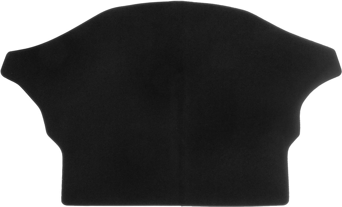 Коврик в багажник Novline-Autofamily, для Totyota Venza 2013->, цвет: черный. NLT.48.67.11.100NLT.48.67.11.100Коврик в багажник Novline-Autofamily надежно убережет его от пыли, грязи и сырости, а значит, защитит кузов от коррозии. Текстильный коврик для автомобиля мягкий и приятный, а его основа из вспененного полиуретана не пропускает влагу. Изделие учитывает все особенности каждой модели авто и полностью повторяет контуры пола. Благодаря этому его не нужно будет подгибать или обрезать.Текстильный автомобильный коврик произведен из высококачественного материала, который держит форму. К тому же, этот материал очень прочный. Коврик из текстиля с основой из вспененного полиуретана легко впитывает и надежно удерживает грязь и влагу, при этом всегда выглядит довольно опрятно. Чистится коврик очень просто: как при помощи автомобильного пылесоса, так и различными моющими средствами.
