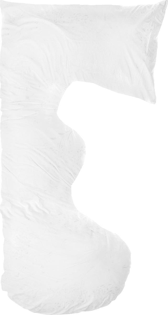 Аморо Подушка для кормящих и беременных Contour Spinal Flex531-105Эргономичная форма подушки Аморо Contour Spinal Flex позволяет вашему телу занять естественное положение во время сна и увеличивает мышечную релаксацию.С этой подушкой вы отлично выспитесь, а это очень важно при беременности. Ее уникальная форма помогает беременной женщине одновременно одной стороной поддерживатьрастущий живот, другой спину и шею. В такой позе во время сна снимаются негативные нагрузки на мышцы тела.Подушка имеет наволочку на молнии из 100% хлопка, которую будет удобно снять и постирать в случае необходимости.