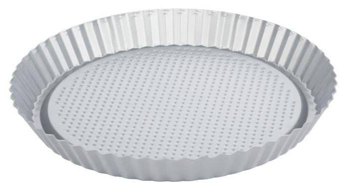 Форма для выпечки флана Walmer Silver, диаметр 28 смW12022883Круглая форма для выпечки классического флана Walmer Silver, выполненная из высококачественной углеродистой стали, гарантирует великолепный результат. Материал корпуса обеспечивает максимальную теплоотдачу, экономя время приготовления. Двухслойное антипригарное покрытие Xynflon полностью безопасно и не выделяет вредных веществ при нагреве.Форма идеально подходит также для приготовления пирогов, запеканок и других блюд. Можно мыть в посудомоечной машине.