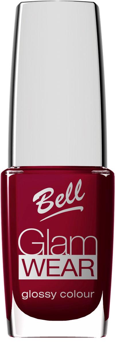 Bell Лак для ногтей Устойчивый С Глянцевым Эффектом Glam Wear Nail Тон 407, 10 гр7220861000Совершенный образ до кончиков ногтей. Яркие иэлегантные цвета искушают своим глянцевым блеском в коллекции лака для ногтей Glam Wear.Новая устойчивая и быстросохнущая формула лака обеспечит насыщенный и продолжительный блеск! Уникальная консистенция идеально покрывает ногти с первого слоя – не оставляет полос и подтеков! Гипоаллергенный лак, не содержит толуола иформальдегида Тон 407