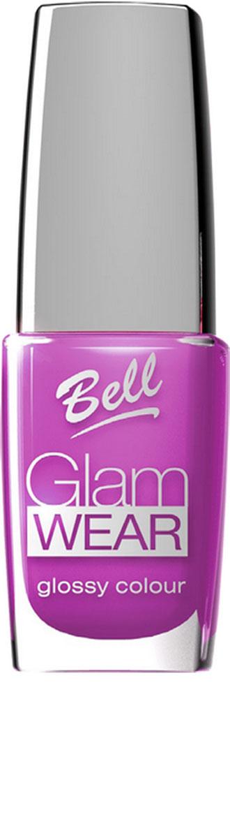Bell Лак для ногтей Устойчивый С Глянцевым Эффектом Glam Wear Nail Тон 409, 10 грперфорационные unisexСовершенный образ до кончиков ногтей. Яркие иэлегантные цвета искушают своим глянцевым блеском в коллекции лака для ногтей Glam Wear.Новая устойчивая и быстросохнущая формула лака обеспечит насыщенный и продолжительный блеск! Уникальная консистенция идеально покрывает ногти с первого слоя – не оставляет полос и подтеков! Гипоаллергенный лак, не содержит толуола иформальдегида Тон 409