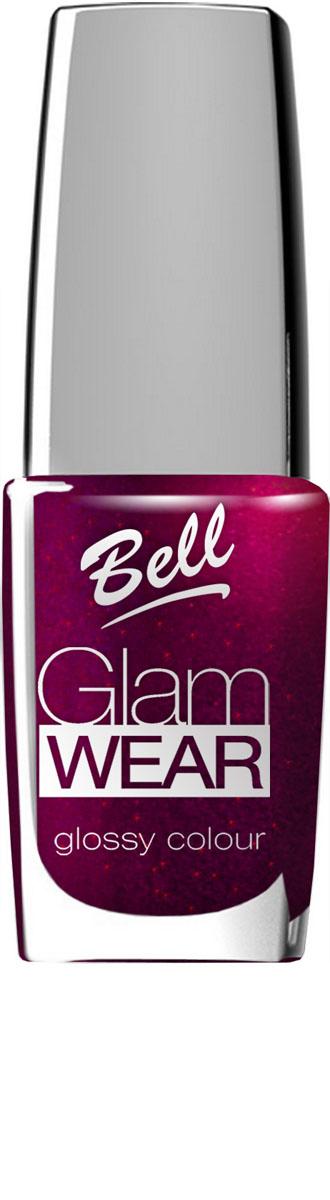 Bell Лак для ногтей Устойчивый С Глянцевым Эффектом Glam Wear Nail Тон 420, 10 грPMF3000Совершенный образ до кончиков ногтей. Яркие иэлегантные цвета искушают своим глянцевым блеском в коллекции лака для ногтей Glam Wear.Новая устойчивая и быстросохнущая формула лака обеспечит насыщенный и продолжительный блеск! Уникальная консистенция идеально покрывает ногти с первого слоя – не оставляет полос и подтеков! Гипоаллергенный лак, не содержит толуола иформальдегида Тон 420