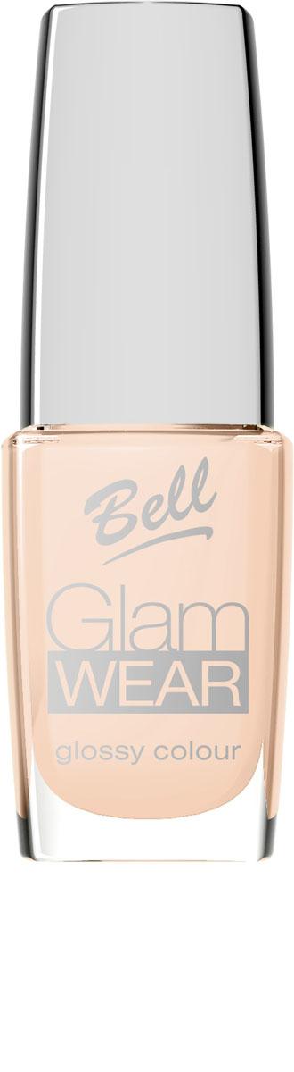Bell Лак для ногтей Устойчивый С Глянцевым Эффектом Glam Wear Nail Тон 441, 10 грFA-8116-1 White/pinkСовершенный образ до кончиков ногтей. Яркие иэлегантные цвета искушают своим глянцевым блеском в коллекции лака для ногтей Glam Wear.Новая устойчивая и быстросохнущая формула лака обеспечит насыщенный и продолжительный блеск! Уникальная консистенция идеально покрывает ногти с первого слоя – не оставляет полос и подтеков! Гипоаллергенный лак, не содержит толуола иформальдегида Тон 441