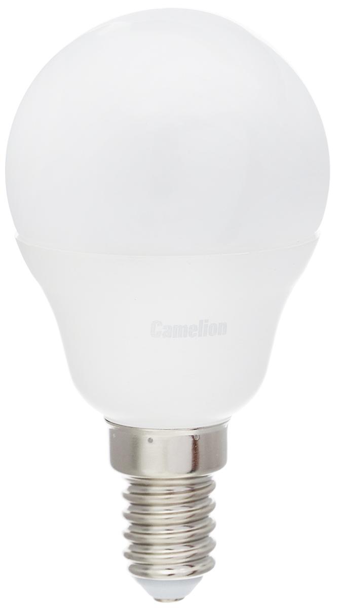 Лампа светодиодная Camelion, холодный свет, цоколь Е14, 7W. 12071SBL-C37-07-40K-E14Светодиодная лампа Camelion - это инновационное решение, разработанное на основе новейших светодиодных технологий (LED) для эффективной замены любых видов галогенных или обыкновенных ламп накаливания во всех типах осветительных приборов. Она хорошо подойдет для освещения квартир, гостиниц и ресторанов. Лампа не содержит ртути и других вредных веществ, экологически безопасна и не требует утилизации, не выделяет при работе ультрафиолетовое и инфракрасное излучение. Напряжение: 220-240 В / 50 Гц.Индекс цветопередачи (Ra): 77+.Угол светового пучка: 220°. Использовать при температуре: от -30° до +40°.