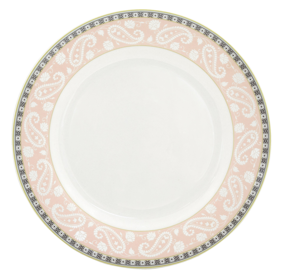 Набор десертных тарелок Esprado Arista Rose, диаметр 20 см, 6 штARR020RE301Набор Esprado Arista Rose состоит из шести десертных тарелок, выполненных из высококачественного костяногофарфора. Над созданием дизайна коллекций посуды из фарфора Esprado работает международная команда высококлассных дизайнеров, не только воплощающих в жизнь все новейшие тренды, но также и придерживающихся многовековых традиций при создании классических коллекций. Посуда из костяного фарфора будет идеальным выбором, для тех, кто предпочитает красивую современную посуду из высококачественного материала, которая отличается высокой прочностью и подходит для ежедневного использования. Посуда из коллекции Arista Rose прекрасно подойдет для уютного домашнего ужина, придав ему легкий оттенок торжественности. Тонкий огуречный узор в сочетании с нежным розовым цветом создает ощущение мягкости и тепла. Можно использовать в микроволновки печи и мыть в посудомоечной машине.