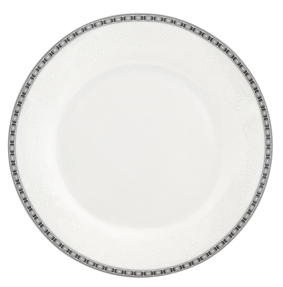 Набор десертных тарелок Esprado Arista White, диаметр 20 см, 6 штVT-1520(SR)Набор Esprado Arista White состоит из шести десертных тарелок, выполненных из высококачественного костяногофарфора. Над созданием дизайна коллекций посуды из фарфора Esprado работает международная команда высококлассных дизайнеров, не только воплощающих в жизнь все новейшие тренды, но также и придерживающихся многовековых традиций при создании классических коллекций. Посуда из костяного фарфора будет идеальным выбором, для тех, кто предпочитает красивую современную посуду из высококачественного материала, которая отличается высокой прочностью и подходит для ежедневного использования. Столовая посуда Arista White, выполненная в ослепительном белом цвете и дополненная изящным платиновым декором, - идеальный выбор для создания атмосферы аристократического приема за вашим столом.Можно использовать в микроволновки печи и мыть в посудомоечной машине.