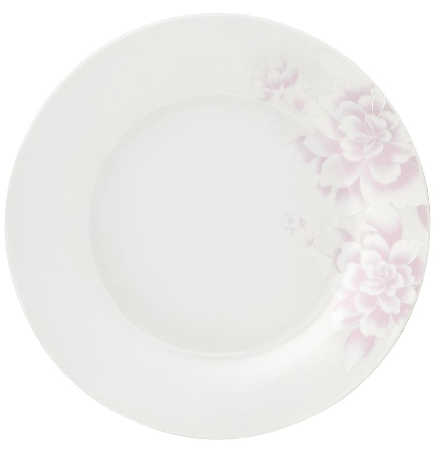 Набор десертных тарелок Esprado Peonies, цвет: белый, светло-розовый, диаметр 20 см, 6 шт. PEO020PE301FS-91909Набор Esprado Peonies состоит из шести десертных тарелок, выполненных из высококачественного твердого фарфора.Особое качество твердый фарфор, из которого изготавливается посуда Esprado, имеет благодаря использованию в его изготовлении специального материала - каолина. Каолин - это сорт белой глины, впервые открытый в Китае, который обладает идеальными для производства твердого фарфора свойствами, а именно высокой пластичностью и тугоплавкостью.Посуда из твердого фарфора имеет надглазурную роспись, которая отличается богатой цветовой палитрой, что позволяет воплощать самые яркие идеи. В процессе обжига при температуре в 800°С используется природный газ, а не уголь - это сохраняет глазурь чистой и прозрачной, а саму процедуру делает экологически чистой.Над созданием дизайна коллекций посуды из твердого фарфора Esprado работает международная команда высококлассных дизайнеров, не только воплощающих в жизнь все новейшие тренды, но также и придерживающихся многовековых традиций при создании классических коллекций.Посуда из твердого фарфора будет идеальным выбором, для тех, кто предпочитает красивую современную посуду из высококачественного материала.
