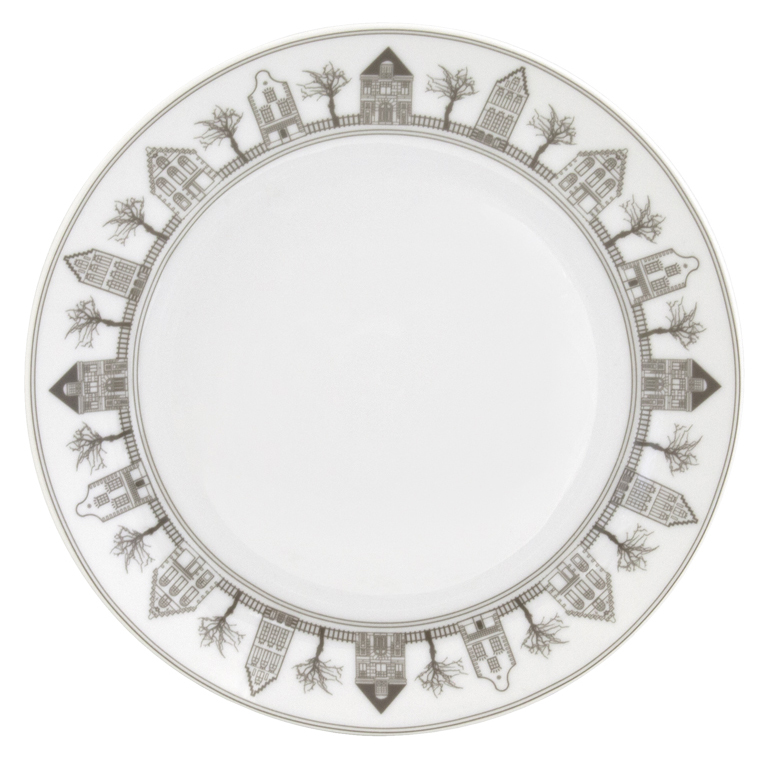 Набор десертных тарелок Esprado Saragossa, цвет: белый, серый, диаметр 20,5 см, 6 шт. SRG021BE301115510Набор Esprado Saragossa состоит из шести десертных тарелок, выполненных из высококачественного твердого фарфора.Особое качество твердый фарфор, из которого изготавливается посуда Esprado, имеет благодаря использованию в его изготовлении специального материала - каолина. Каолин - это сорт белой глины, впервые открытый в Китае, который обладает идеальными для производства твердого фарфора свойствами, а именно высокой пластичностью и тугоплавкостью.Посуда из твердого фарфора имеет надглазурную роспись, которая отличается богатой цветовой палитрой, что позволяет воплощать самые яркие идеи. В процессе обжига при температуре в 800°С используется природный газ, а не уголь - это сохраняет глазурь чистой и прозрачной, а саму процедуру делает экологически чистой.Над созданием дизайна коллекций посуды из твердого фарфора Esprado работает международная команда высококлассных дизайнеров, не только воплощающих в жизнь все новейшие тренды, но также и придерживающихся многовековых традиций при создании классических коллекций.Посуда из твердого фарфора будет идеальным выбором, для тех, кто предпочитает красивую современную посуду из высококачественного материала.