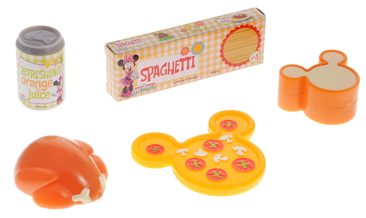 Disney Игровой набор Продукты Minnie