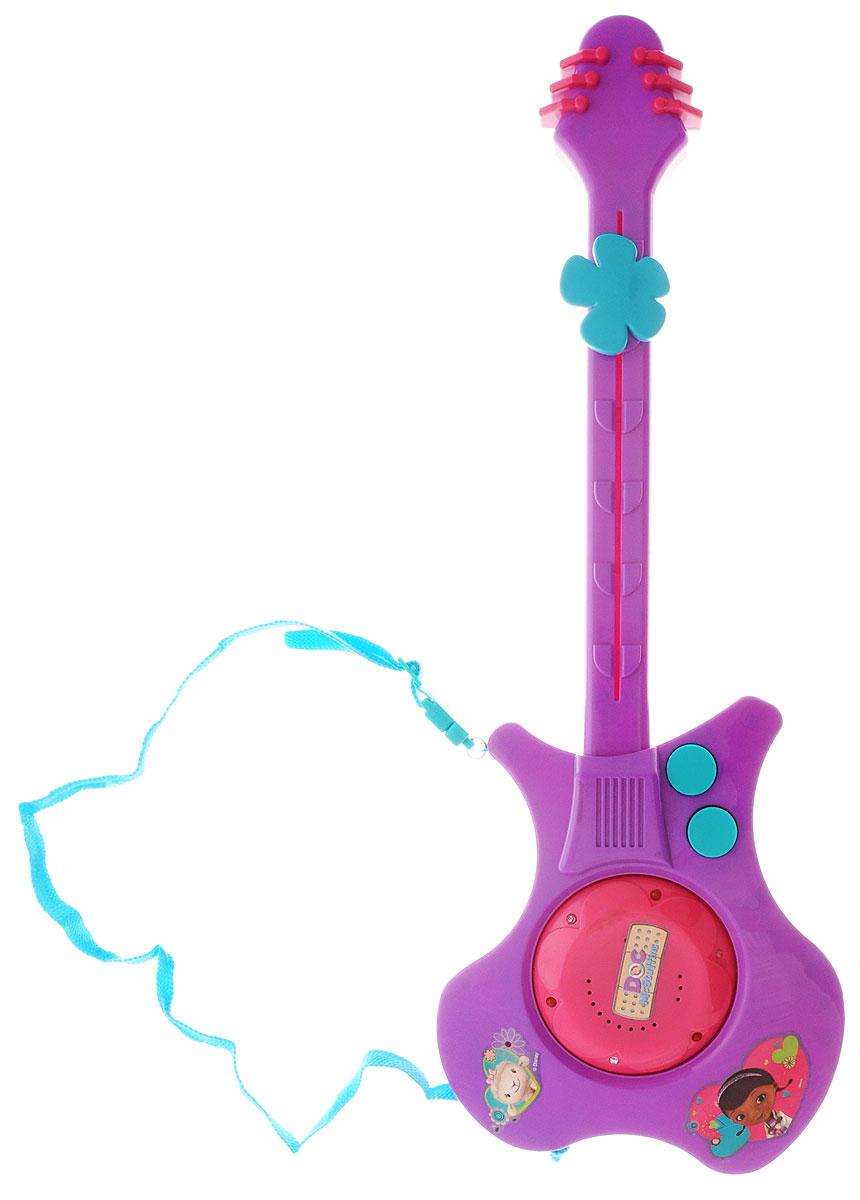 Disney Гитара Doc Mc Stuffins disney baby счастливый малыш книжка игрушка