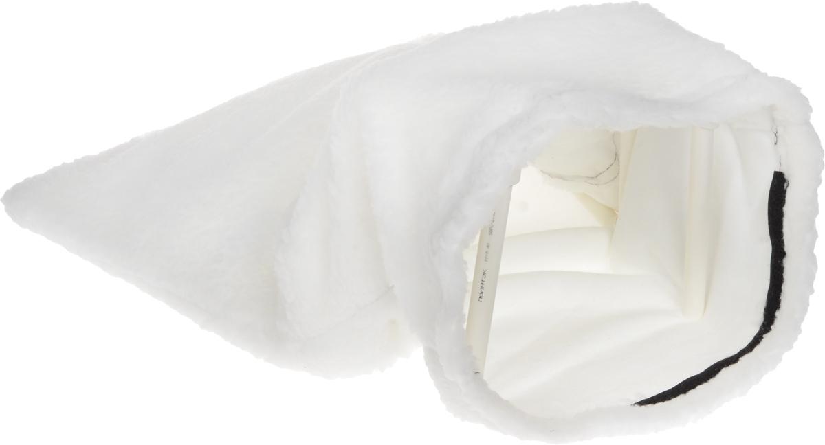 Гамак для кошек Elite Valley, для радиаторов, каркасный, цвет: белый0120710Гамак Elite Valley - это прекрасное место отдыха для кошек. Он предназначен для крепления на радиатор, тепло от которого создает необходимый комфорт в холодное время года. Благодаря универсальной конструкции гамак легко крепится на радиаторы разного типа.