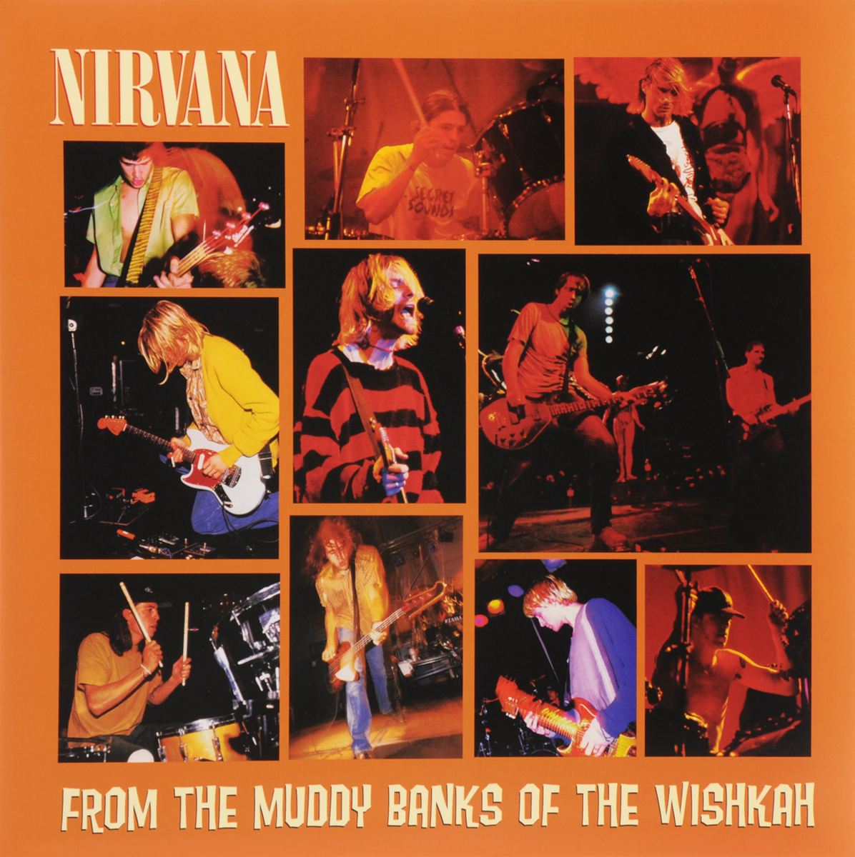 Nirvana Nirvana. From The Muddy Banks Of The Wishkah (2 LP) banks banks the altar