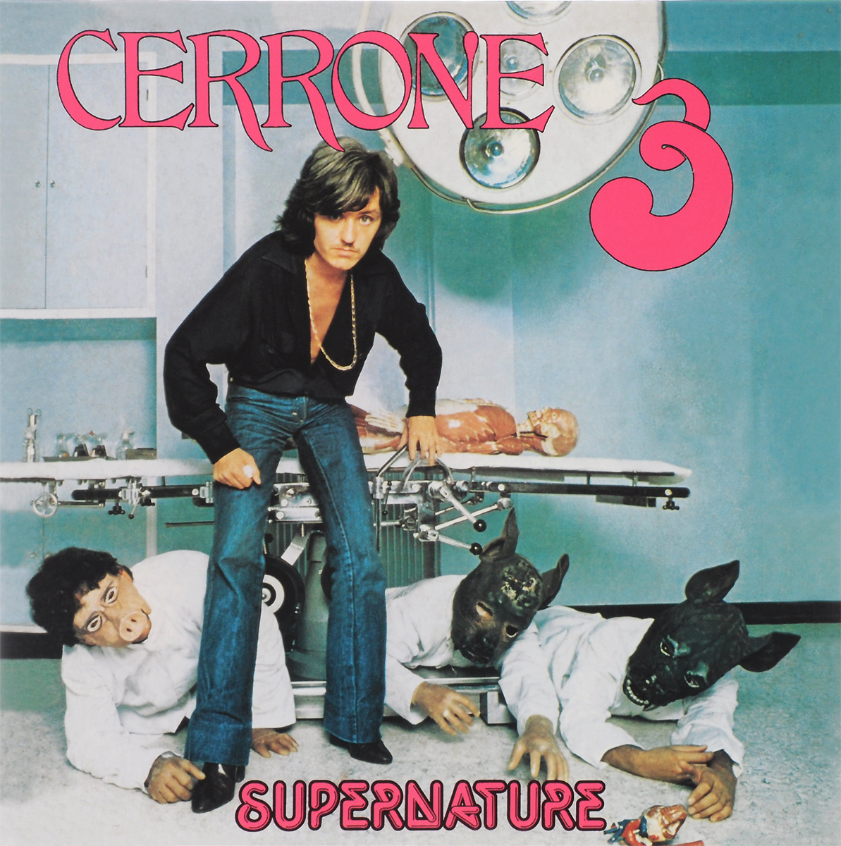 Cerrone Cerrone. 3. Supernature (LP + CD) vildhjarta vildhjarta masstaden lp cd