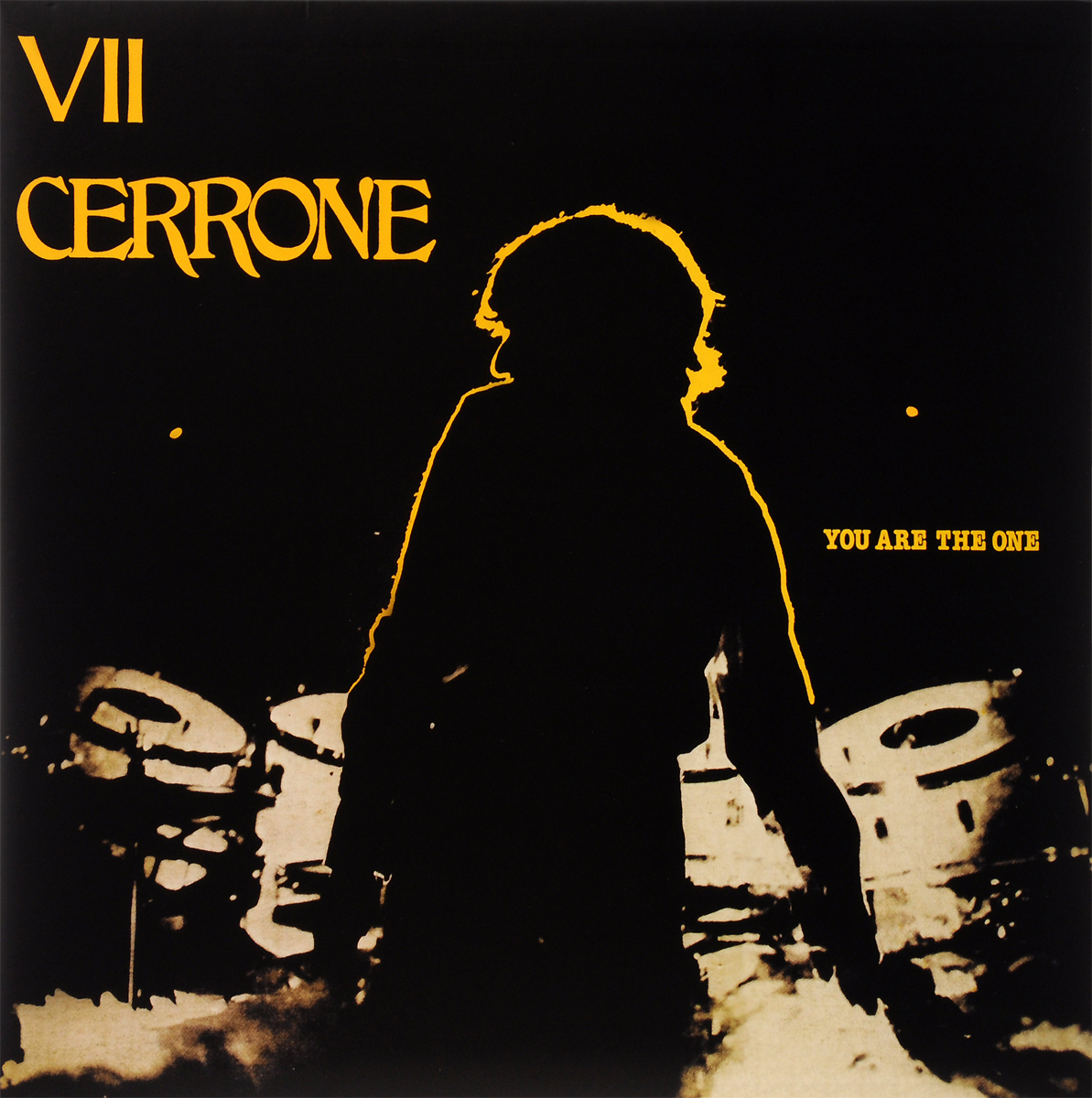 Cerrone,Джоcелин Браун Cerrone, Jocelyn Brown. Cerrone VII. You Are The One (LP + CD)