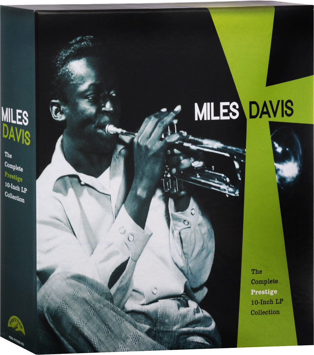 Майлз Дэвис,Miles Davis Quartet,Miles Davis All Star Sextet,Miles Davis Quintet,Сонни Роллинз,The Miles Davis All Stars,Ли Кониц Miles Davis. The Complete Prestige 10-Inch LP Collection (11 LP) the andrzej trzaskowski quintet polish jazz the andrzej trzaskowski quintet lp