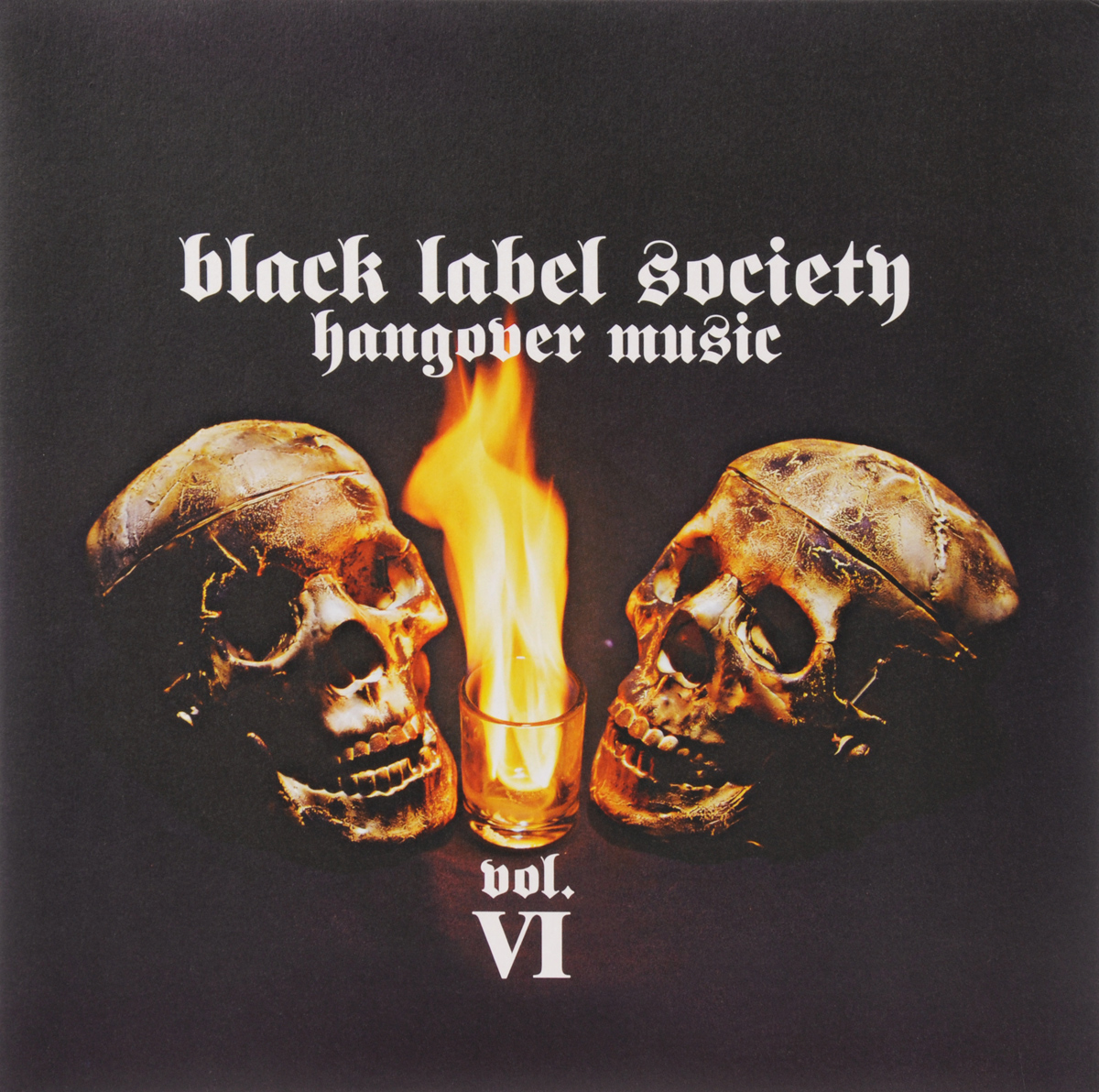 Black Label Society Black Label Society. Hangover Music Volume VI (2 LP) turbosound nuq82 black