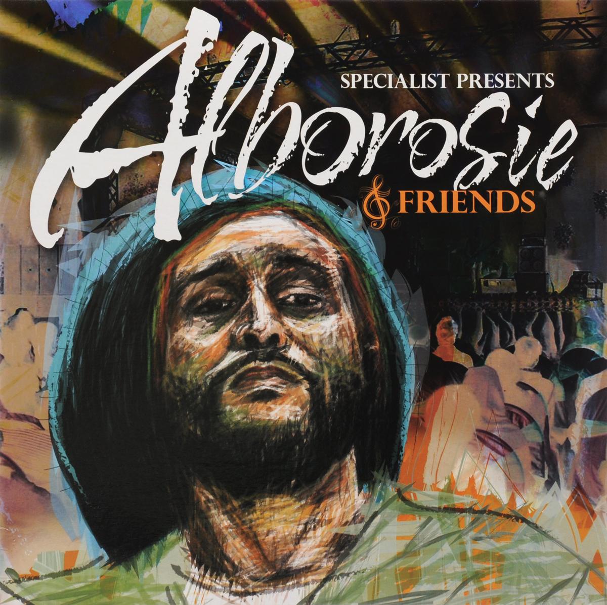 Alborosie,Black Uhuru,Кай-Мани Марли,Luciano,Жан Кюрэ,Gentleman Alborosie. Specialist Presents. Alborosie And Friends (LP) arsene lupin gentleman cambrioleur