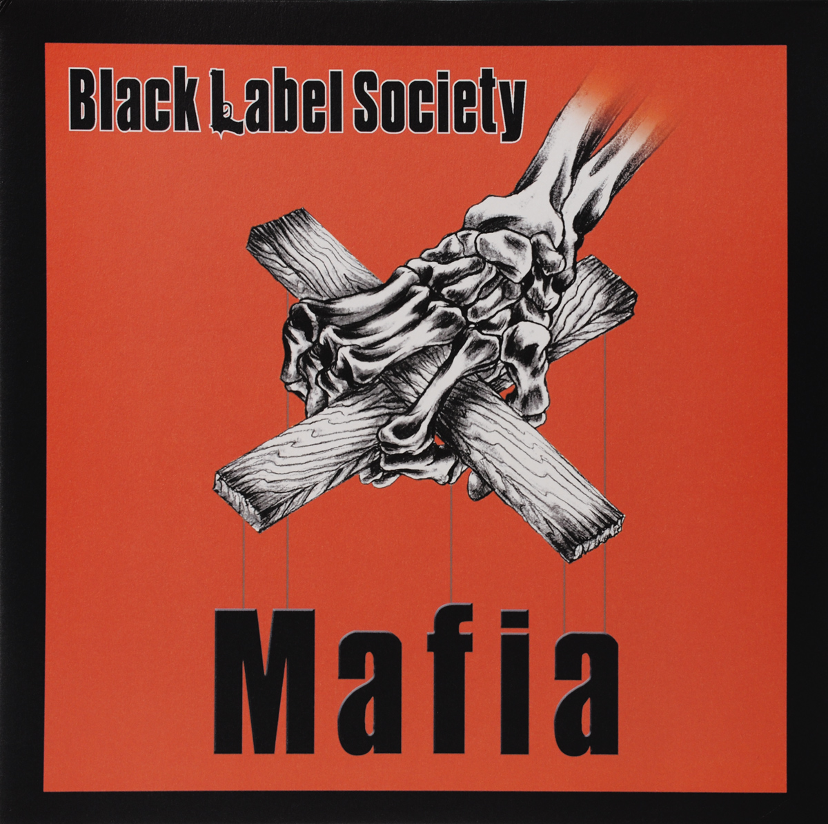 Black Label Society Black Label Society. Mafia (2 LP) turbosound nuq82 black