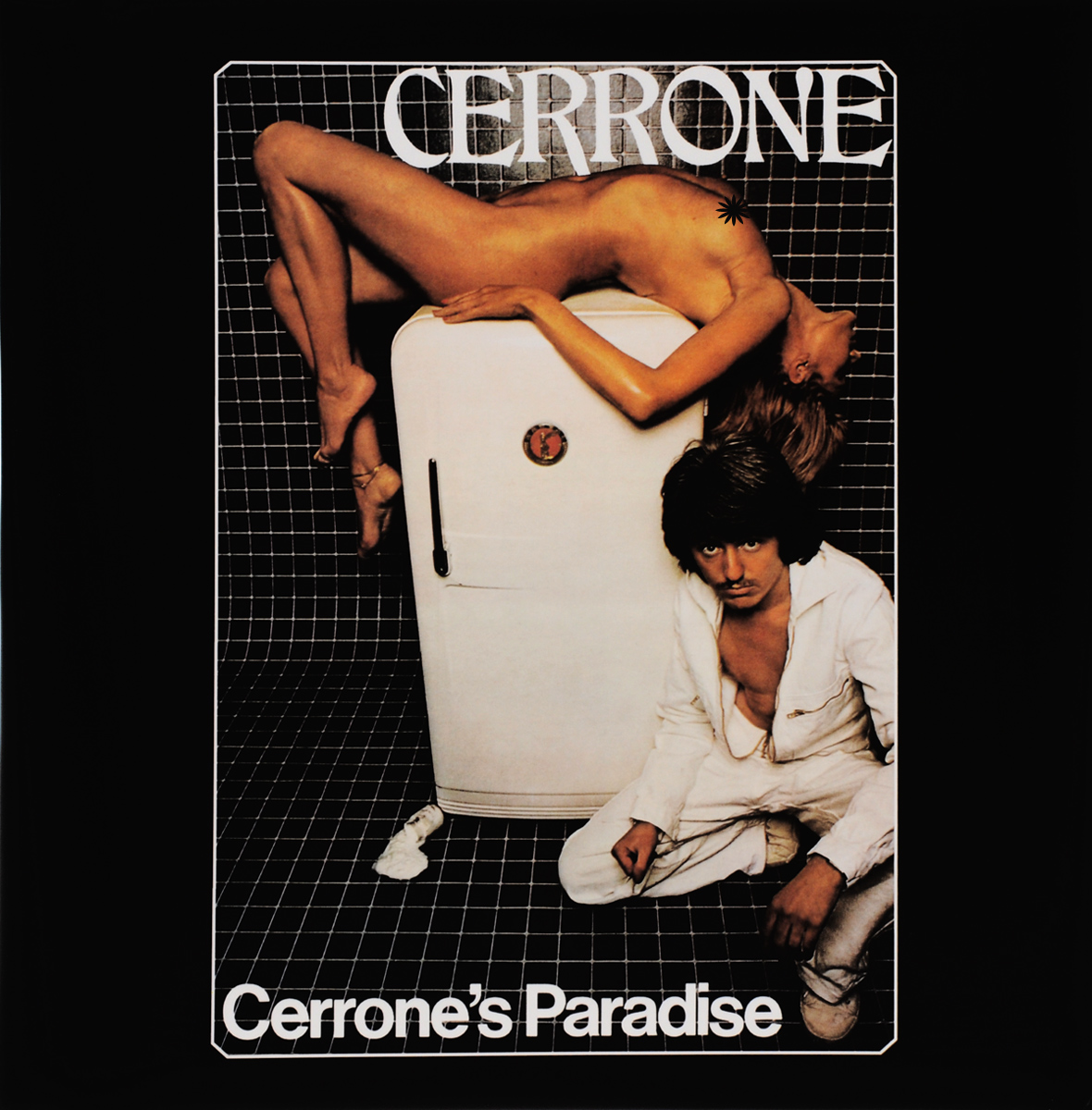 Cerrone Cerrone. Cerrone's Paradise (LP + CD) ringo postcards from paradise lp