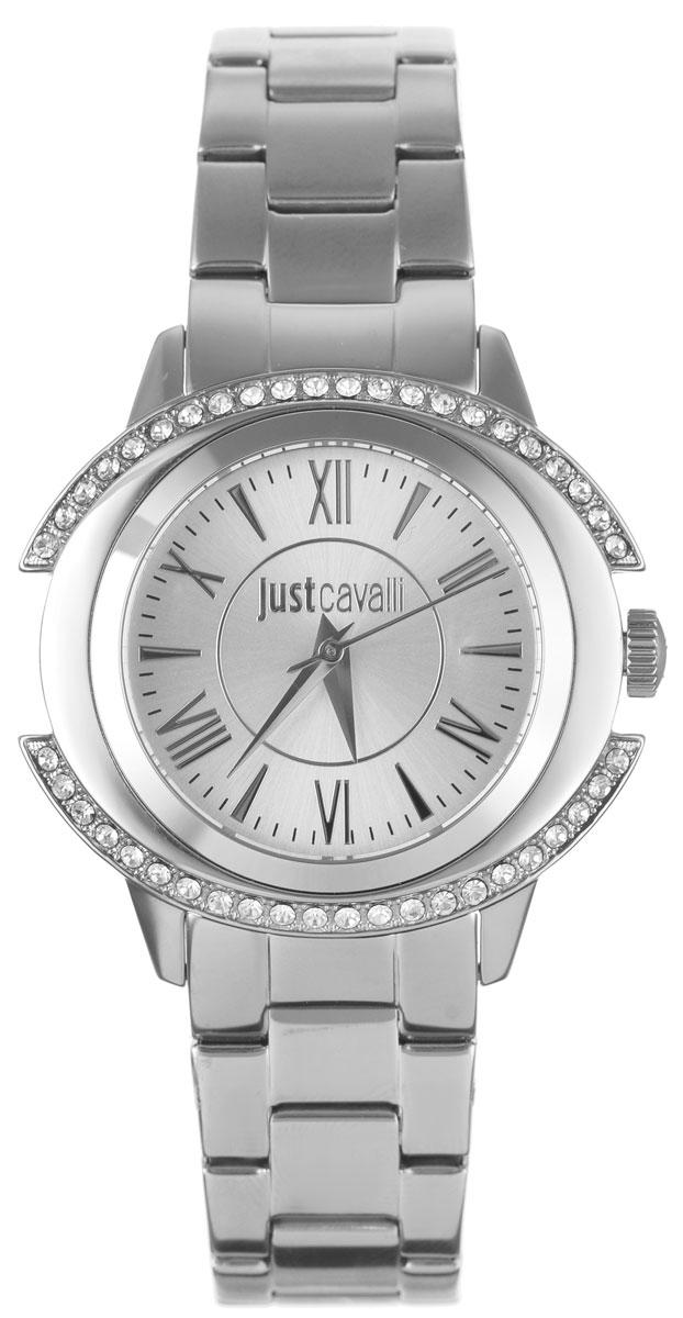 Часы наручные женские Just Cavalli, цвет: серебристый. R7253216504