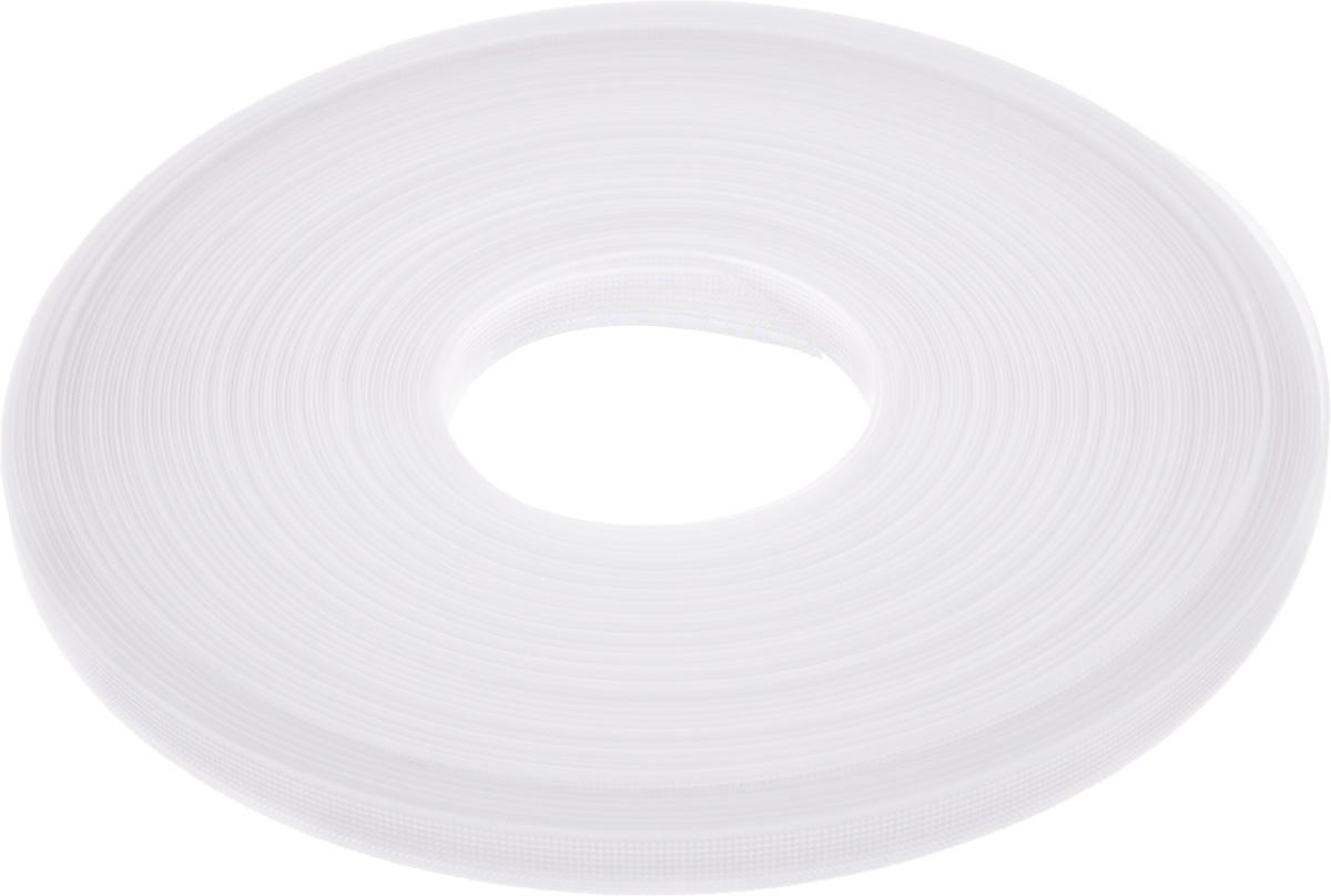 Гибкая лента-регилин Hemline, ширина 1,2 см, длина 40 м7716574Гибкая лента-регилин Hemline предназначена для придания формы структурированным тканям, театральным костюмам, вечерней и пляжной одежде, мягким игрушкам и многому другому. Пришивается по краям или в центре изделия вручную или с помощью швейной машины. Изделие эластичное и прочное. Требуется влажная или сухая чистка.