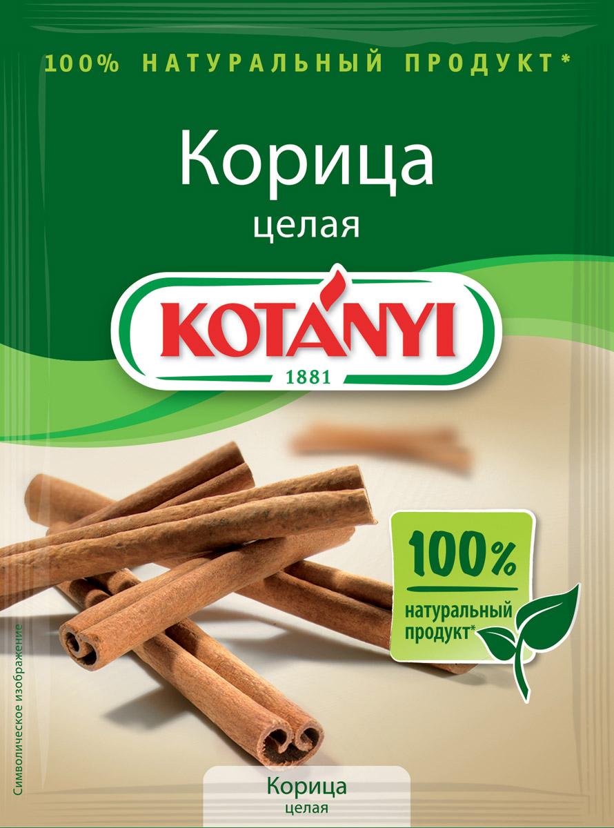 Kotanyi Корица целая, 17 г188611Все началось в 1881 году, когда Януш Котани основал мельницу по переработке паприки. Позже добавились лучшие специи и пряности со всего света. Как в те времена, так и сегодня. Используются только самые качественные ингредиенты для создания особого вкуса Kotanyi. Прикоснитесь и вы к источнику такого вдохновения!Корица - одна из самых ароматных пряностей в мире, получаемая из коры молодых побегов коричневого дерева. Восхитительный, ни с чем не сравнимый экзотический аромат корицы создаст атмосферу праздника в вашем доме. Корица придаст превосходный яркий вкус разнообразной выпечке, сладким блюдам и напиткам.