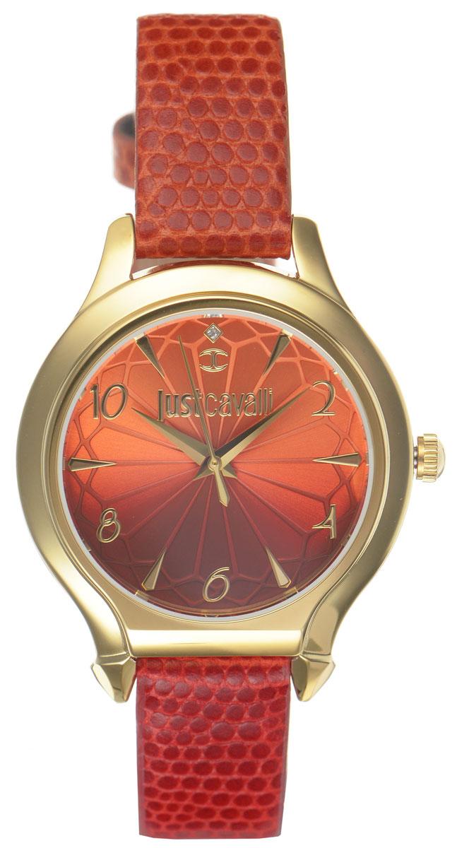 Часы наручные женские Just Cavalli, цвет: коралловый. R7251533501BM8434-58AEНаручные женские часы Just Cavalli произведены из материалов самого высокого качества на базе новейших технологий.Они оснащены точным кварцевым механизмом. Корпус часов изготовлен из нержавеющей стали с PVD-покрытием, циферблат защищен минеральным стеклом. Ремешок выполнен из натуральной кожи с тиснением под змею и оснащен классической застежкой-пряжкой.Циферблат круглой формы оснащен арабскими цифрами и отметками, а так же тремя стрелками - часовой, минутной и секундной. Часы являются водостойкими - 3АТМ.Изделие укомплектовано в стильную фирменную коробку с названием бренда.Наручные часы Just Cavalli созданы для современных девушек, которые не желают потерять свою индивидуальность в городской суете.