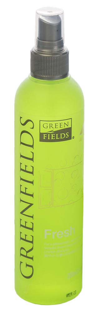 """Спрей-лосьон для устранения запаха Greenfields Fresh """"Яблоко и мята"""", 250 мл"""