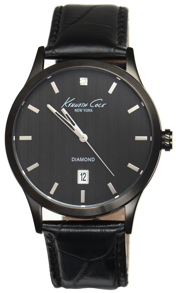 Zakazat.ru: Часы наручные мужские Kenneth Cole, цвет: черный. IKC8071
