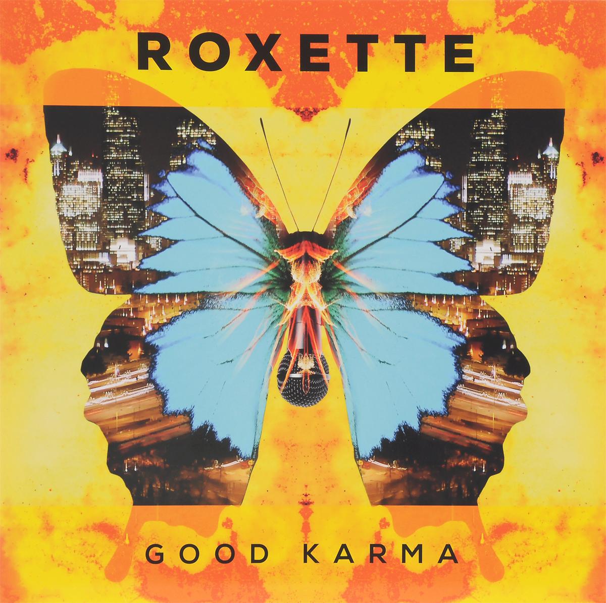 """""""Roxette"""" Roxette. Good Karma (LP)"""
