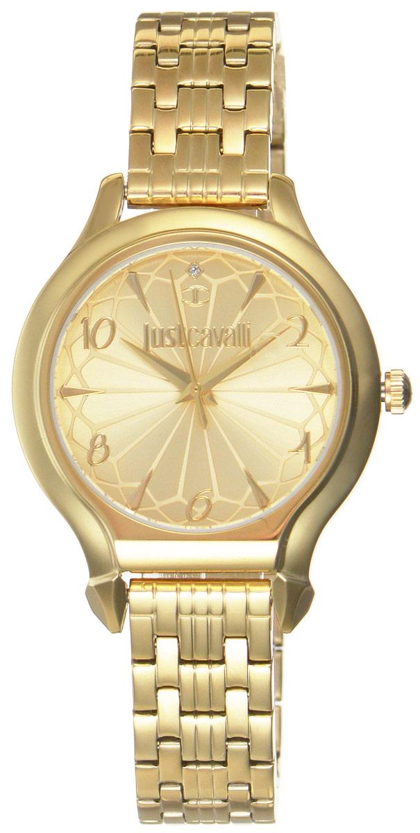 Часы наручные женские Just Cavalli, цвет: золотой. R7253533501