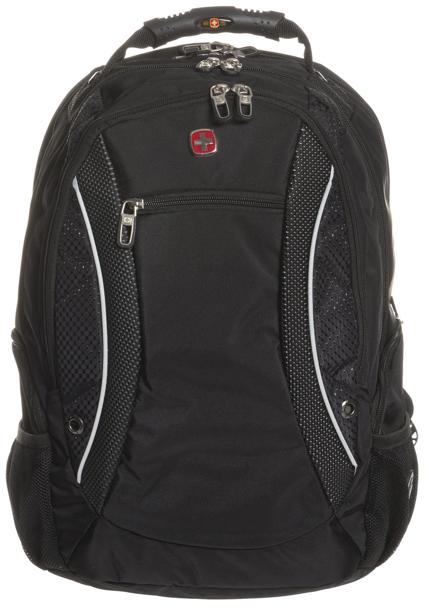 Рюкзак Wenger Scansmart, цвет: черный, 40 л