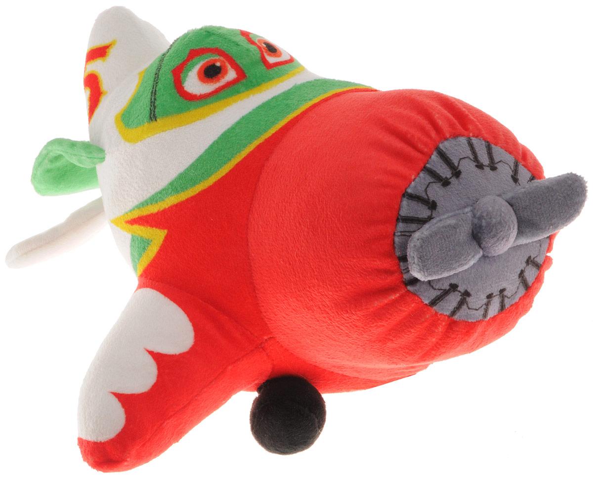 Plush Apple Мягкая озвученная игрушка Самолет Эль Чупакабра 27 см plush apple 27
