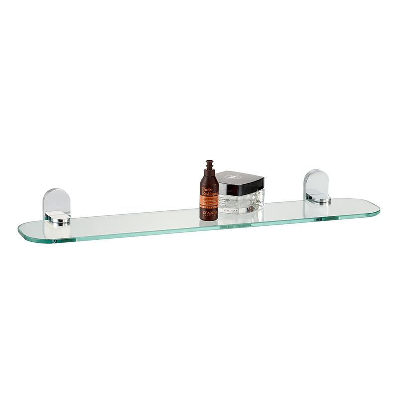 Полка для ванной комнаты Iddis Mirro Plus, цвет: хром391602Навесная полка Iddis Mirro Plus сэкономит место в вашей ванной комнате. Она пригодится для хранения различных принадлежностей, которые всегда будут под рукой. Благодаря компактным размерам полка впишется в интерьер ванной комнаты и позволит удобно и практично хранить предметы личной гигиены. Крепление входит в комплект.